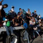 WP узнала о намерении Трампа отправить 1000 военных на границу с Мексикой :: Политика :: РБК