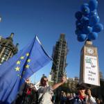 В Лондоне 700 тыс. человек потребовали новый референдум по Brexit :: Политика :: РБК