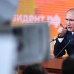 В Кремле определились с датой ежегодной пресс-конференции Путина :: Политика :: РБК