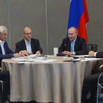 Заседание президиума Госсовета впервые прошло в формате «без галстуков» :: Политика :: РБК