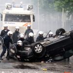 Французская полиция приготовилась к хаосу из-за протестов автомобилистов :: Политика :: РБК