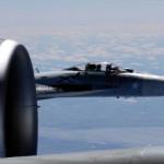 США показали «безответственный» перехват своего EP-3 российским Су-27 :: Политика :: РБК