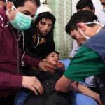 SANA сообщило об увеличении числа пострадавших в Алеппо до 107 человек :: Политика :: РБК