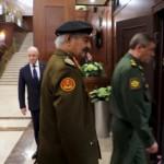 Минобороны Ливии показало Пригожина в составе делегации Шойгу :: Политика :: РБК