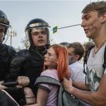 Госдума одобрила наказание за вовлечение детей в несогласованные митинги :: Политика :: РБК