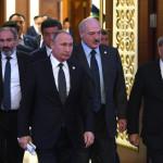 Пашинян решил требовать объяснений от Лукашенко из-за слов об ОДКБ :: Политика :: РБК