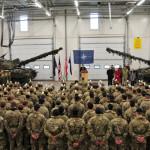 Великобритания усилит военное присутствие в Эстонии танками :: Политика :: РБК