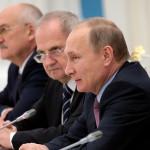 Путин впервые не запланировал отдельной встречи с КС в День Конституции :: Политика :: РБК