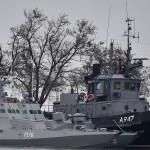 Киев начал проверку сообщений о «пропаже» задержанных кораблей в Керчи :: Политика :: РБК