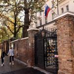 Посольство России обвинило Лондон в помехах увеличению числа дипломатов :: Политика :: РБК