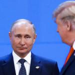 Кремль рассказал о поздоровавшихся на G20 Путине и Трампе :: Политика :: РБК