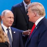 В Белом доме опровергли планы Трампа переговорить с Путиным на G20 :: Политика :: РБК