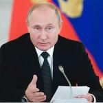 Путин прокомментировал протесты словами «не хотим как в Париже» :: Политика :: РБК