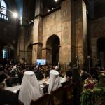 На объединительном соборе избрали главу украинской церкви :: Политика :: РБК