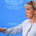 Захарова поспорила с представителем Пашиняна из-за слов помощника Путина :: Политика :: РБК