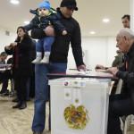 Первые данные ЦИК Армении показали лидерство блока Пашиняна на выборах :: Политика :: РБК