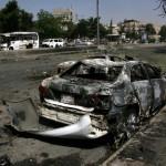 Сирийские ПВО атаковали цели в районе аэропорта Дамаска :: Политика :: РБК