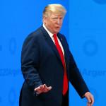 Трамп назвал «единственную причину» отмены переговоров с Путиным :: Политика :: РБК