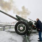 Путин вспомнил о получении звания лейтенанта артиллерии :: Политика :: РБК