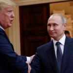 WP сообщила о сокрытии Трампом деталей его личных переговоров с Путиным :: Политика :: РБК
