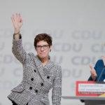 Bloomberg узнал о разочаровании Меркель своей преемницей :: Политика :: РБК