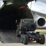 В Турцию из России прибыли еще два самолета с компонентами С-400 :: Политика :: РБК