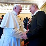 Как Путин в Риме прорывал дипломатическую изоляцию ЕС :: Политика :: РБК