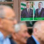 Команда кандидата в президенты Абхазии признала поражение на выборах :: Политика :: РБК