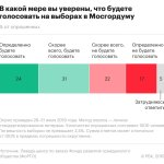 Треть москвичей положительно отнеслись к акциям протеста :: Политика :: РБК