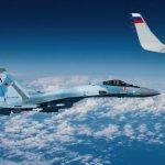 СМИ опознали приблизившийся к самолету Шойгу истребитель НАТО :: Политика :: РБК
