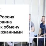 Россия и Украина подошли к решающей стадии обмена пленными :: Политика :: РБК
