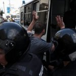 Oxxxymiron поручился за арестованного по делу о беспорядках студента ВШЭ :: Политика :: РБК