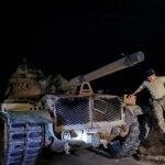 Турция начала наземное наступление в Сирии в трех точках :: Политика :: РБК